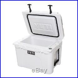 NEW! YETI Tundra Cooler 35 Quart White YT35W