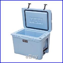 NEW! YETI Tundra Cooler 50 Quart Ice Blue YT50B