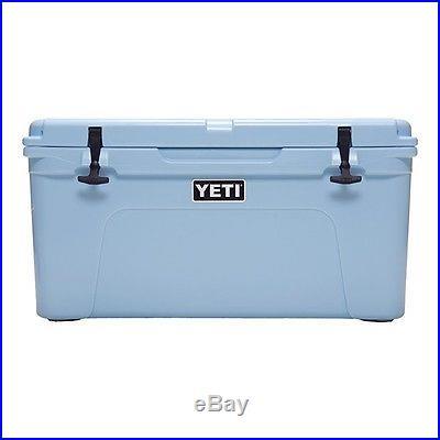 NEW! YETI Tundra Cooler 65 Quart Ice Blue YT65B