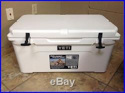 NEW! YETI Tundra Cooler 65 Quart White