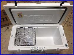 NEW! YETI Tundra Cooler 75 Quart White
