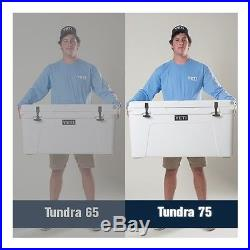 NEW Yeti Tundra Series Cooler 75 Quart White Ice Chest