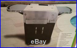 NEW in box Stainless Steel Patio Party Cart Ice Chest