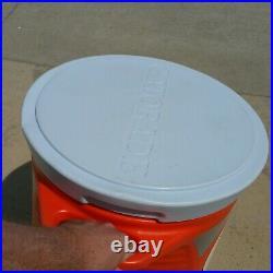 NFL 4 HANDLE 10 Gallon Gatorade EASY POUR Game Sideline Water Cooler Drink Jug
