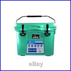 NICE Premium G2 Seafoam Green 22 Qt. Rotomolded Cooler