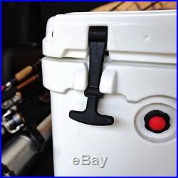 NICE Premium G2 White 45 Qt. Rotomolded Cooler