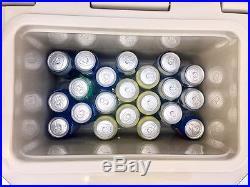 New COLD BASTARD ICE CHEST BOX COOLER BEST PRICE YETI QUALITY Free s&h TAN 25L