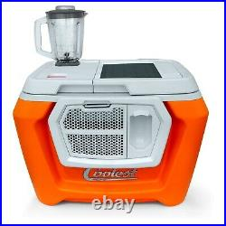 (New) Classic Coolest with Solar Panel Orange
