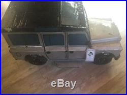 New Handmade Metal Recycled Material Land Rover city Car Beverage Ice Cooler