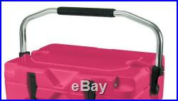 New Igloo Pink Cooler Sportsman 20 Quart Ice Chest Large