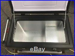 New Portable Travel Refrigerator/ Freezer For Car RV Boat 45L 12V DC/AC