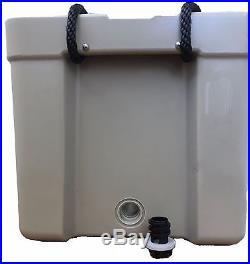 North Slope 32-Quart (30L) Cooler, Heavy Duty, Khaki