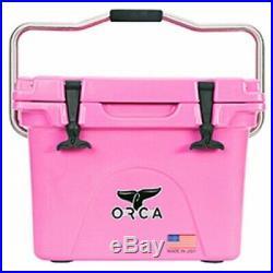 ORCA 20 QT, Pink Cooler