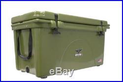 ORCA ORCG075 Durable Roto-Molded Cooler, Tan, 75-Qt Capacity