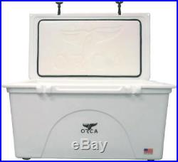 ORCA ORCW140 Roto-Molded Cooler, 140 qt, Up To 10 Days Ice Retention Time, Premi