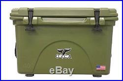 ORCA TW0400RCORCA Cooler, Green, 40-Quart