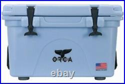 Orca, 26 QT, Light Blue Cooler