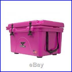 Orca Cooler ORCP140 Pink 140 Quart Cooler Orca Pink 140 QT Cooler NEW