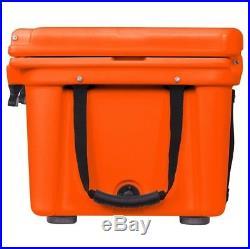 Orca Coolers ORCBO026 Blaze Orange 26 Quart Cooler