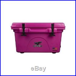 Orca Coolers ORCP026 Insulated 26 QT Quart Pink Ice Chest Cooler