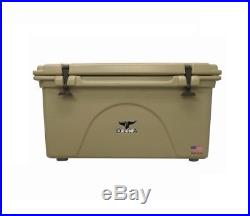 Orca Coolers ORCT075 Insulated 75 QT Quart Tan Ice Chest Cooler, FREE SHIPPING