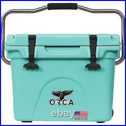 Orca Orcsf/Sf020 Cooler, 20 Qt Cooler, Seafoam
