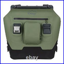 OtterBox 30-Quart Trooper Cooler with Carry Strap, Alpine Ascent Green(Open Box)