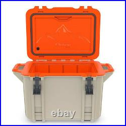 OtterBox Venture Heavy Duty Camping Fishing Cooler 45-Quarts, Back Trail (Used)