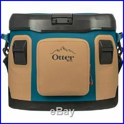 Otterbox Trooper Cooler, 20 Quart, 77-60272 Desert Oasis