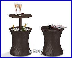 Outdoor furniture cool bar table garden