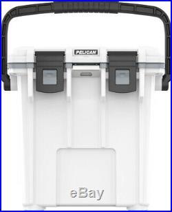Pelican 20QT Elite Cooler White Free Shipping