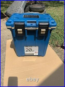 Pelican 20 Quart 20Q-1- PACBLUCOY 825494070557