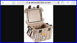 Pelican 32-35Q-OC-TAN 35 QUART TAN COOLER BRAND NEW IN BOX