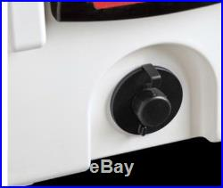 Pelican 65 Quart ProGear Elite Cooler With Wheels White ATV Camping Road Trip