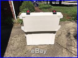Pelican 95QT Marine White Cooler