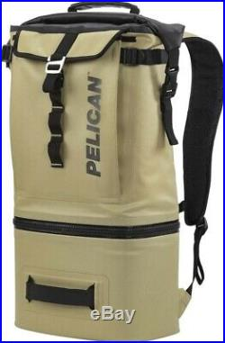 Pelican Backpack Cooler (Coyote)