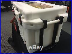 Pelican Cooler 45QT 45QW wheels UTV Color options