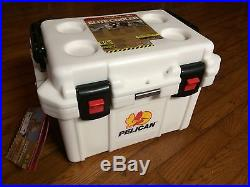 Pelican Cooler Ice Chest 20qt MADE IN USA Not a YETI