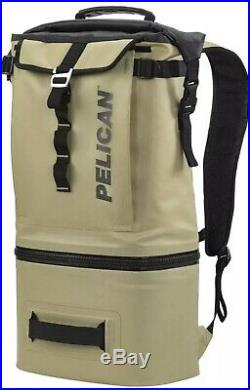 Pelican Dayventure Insulated Backpack Cooler-Coyote(Beige) Brand New With Tags