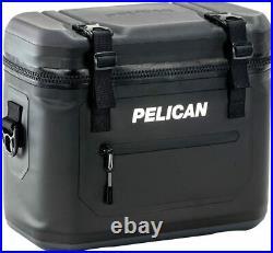 Pelican Elite 12 Can Soft Cooler Black