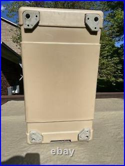 Pelican Elite 65 quart Tan Cooler 32-65Q-OC-TAN