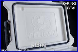 Pelican Elite Cooler 20 35 45 65 Quart Green Tan White Purple Red Grey Maroon
