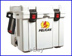 Pelican ProGear 3235QMCWHTM 35 Quart Elite Marine Cooler- White NEW
