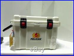 Pelican ProGear 32-45Q-MC-WHT Elite 45Qt White Cooler 29.66 x 20.00 x 19.25