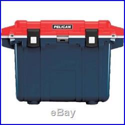 Pelican ProGear 50QT IM Elite Cooler Americana (Blue/Red/White)