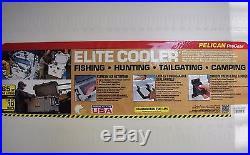 Pelican ProGear Elite Marine Cooler, 65 quart (Marine White) BRAND NEW FREE SHIP
