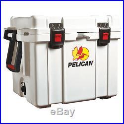 Pelican ProGear White 45-quart Elite Marine Cooler
