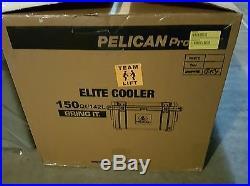 Pelican Pro Gear Elite 150 QT Cooler Brand New in Box