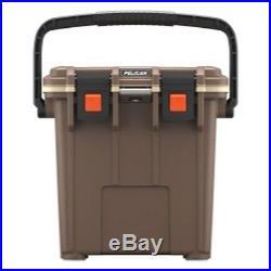 Pelican Products 20Q-2-BRNTAN 20 Quart Elite Cooler, Brown/Tan