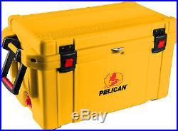 Pelican Progear 65qt Elite Cooler Golden Yellow Brand New In Box